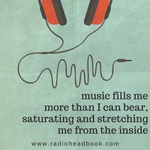 music fills me